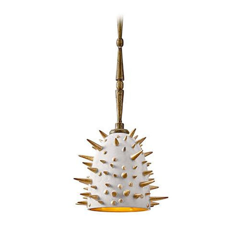Celestial Spikes Hanging Lamp by L'Objet