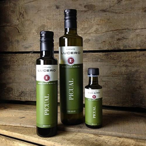 Lucero California Picual Single Varietal Extra Virgin Olive Oil