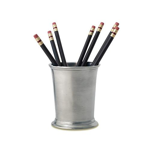 Lugano Pencil Cup by Match Pewter