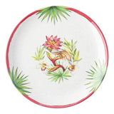Flora and Fauna Melamine Dinner Plate by Juliska