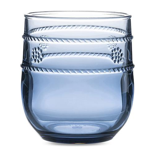 Isabella Blue 8 oz. Acrylic Tumbler by Juliska