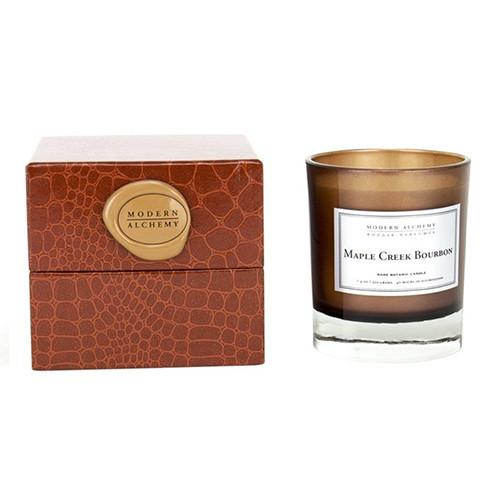 Maple Creek Bourbon Candle by Modern Alchemy
