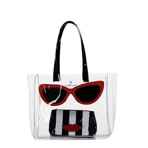 Marilyn Tote Bag by Emma Lomax London