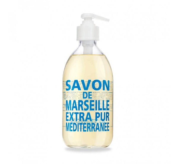 Mediterranean Sea Marseille Liquid Soap by Compagnie de Provence
