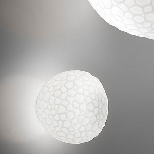 Meteorite Wall/Ceiling Lamp by Pio & Tito Toso for Artemide