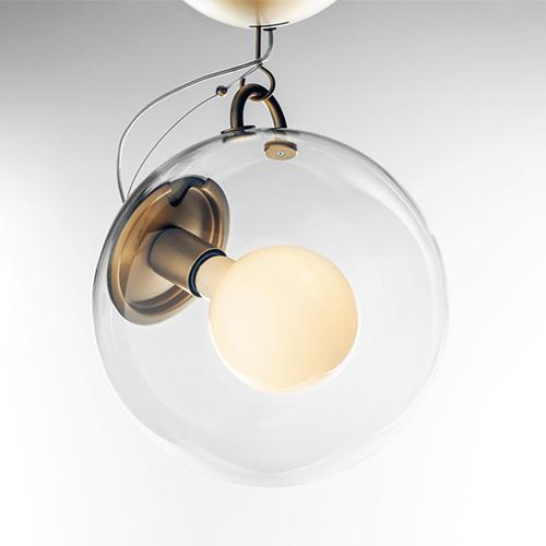 Miconos Ceiling Lamp by Ernesto Gismondi for Artemide