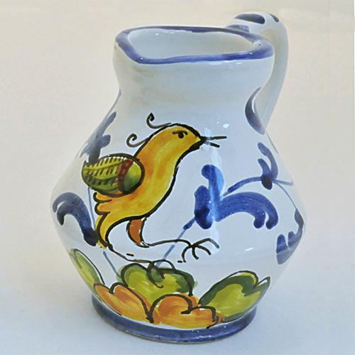 "Bird Mini Pitcher, 3"", 2.75 oz. by Abbiamo Tutto"