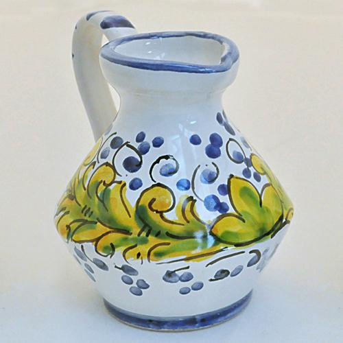 "Laurel Mini Pitcher, 3"", 2.75 oz. by Abbiamo Tutto"