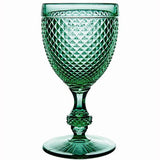 Bicos Water Goblet by Vista Alegre