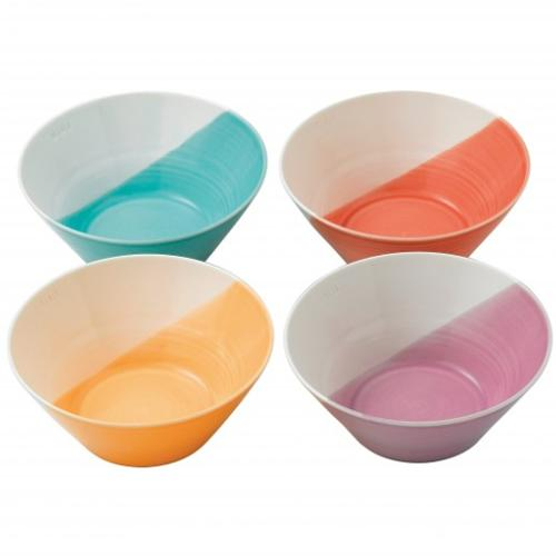 1815 Bright Colors Noodle Bowl Set by Royal Doulton
