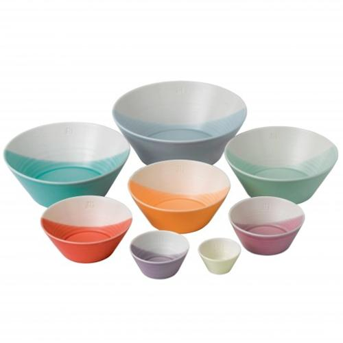 1815 Bright Colors Bowl Set by Royal Doulton