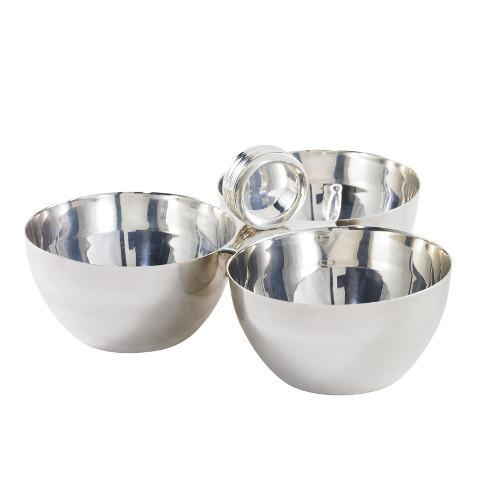 Montgomery Silverplated Nut Bowl by Ralph Lauren