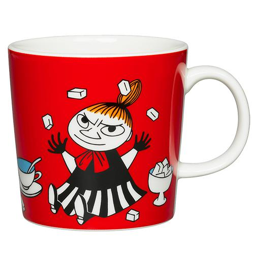 Little My Moomin Mug by Arabia