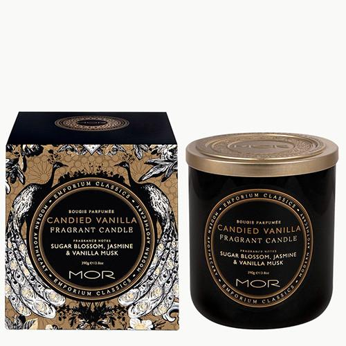 Emporium Classics Candied Vanilla Candle by Mor