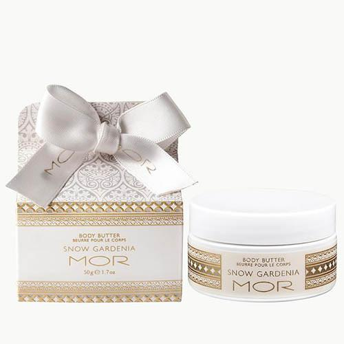 Little Luxuries Snow Gardenia Body Butter by Mor Australia