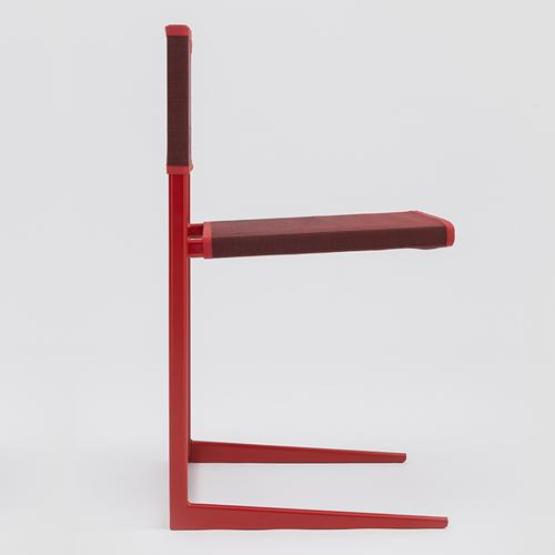 Moritz Chair by Jean Nouvel for Danese Milano