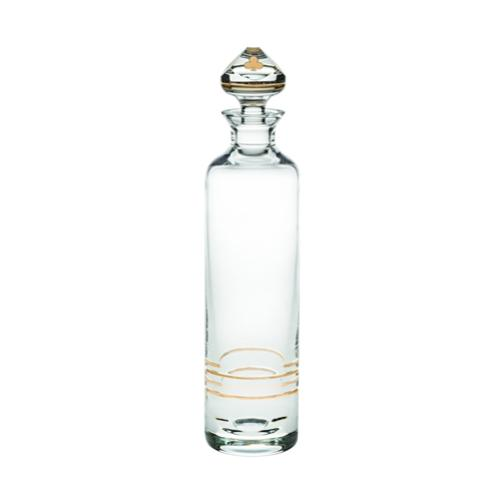 Naipes Vodka Decanter with Gold by Vista Alegre