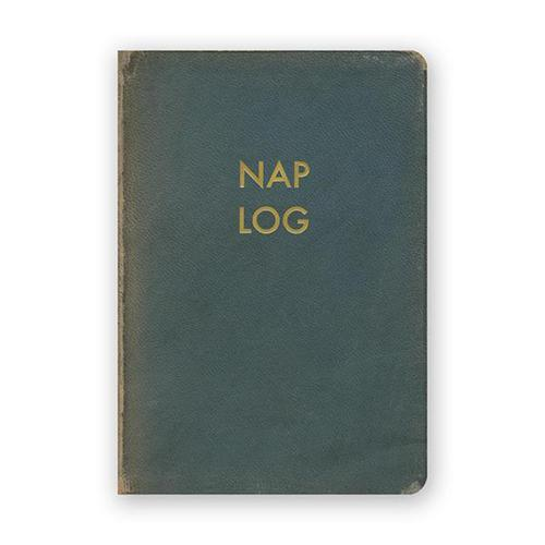 Nap Log Journal