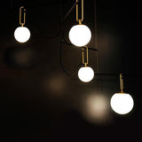nh Suspension Lamp by Neri & Hu for Artemide
