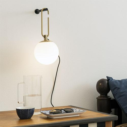 nh Wall Lamp by Neri & Hu for Artemide