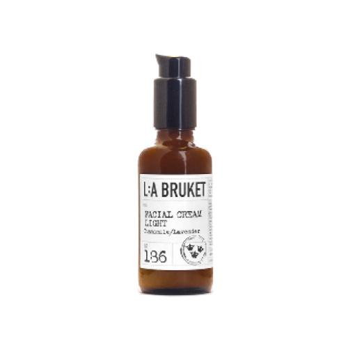No. 186 Chamomile/ Lavender Light Face Cream by L:A Bruket