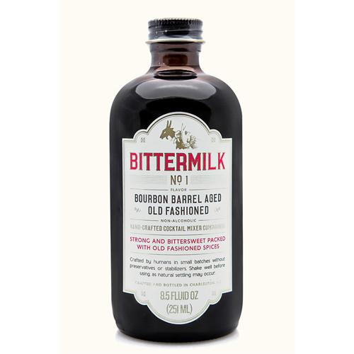 Bittermilk No. 1 Mixer: Bourbon Barrel Aged Old Fashioned