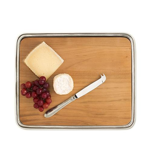 Cheese Tray, No Handles by Match Pewter