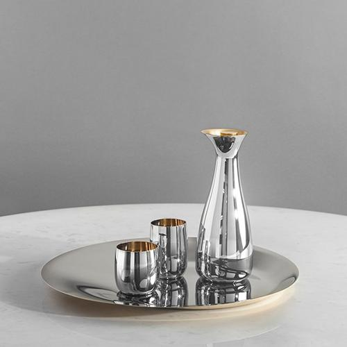 Carafe with Stopper by Sir Norman Foster for Stelton