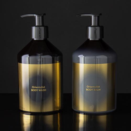 Eclectic Orientalist Body Balm and Wash  by Tom Dixon