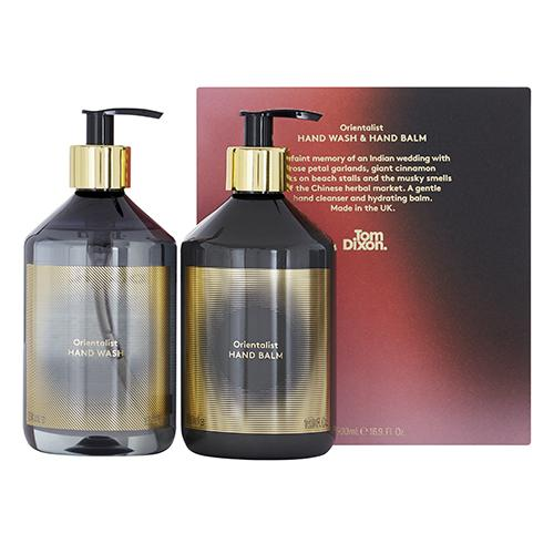 Eclectic Orientalist Hand Wash and Hand Balm by Tom Dixon