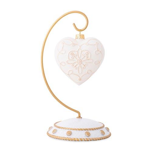 Berry and Thread Ornament Stand by Juliska