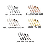 Dolce Vita Serving Spoon by Mepra