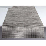 Chilewich: Basketweave Woven Vinyl Runners Grey