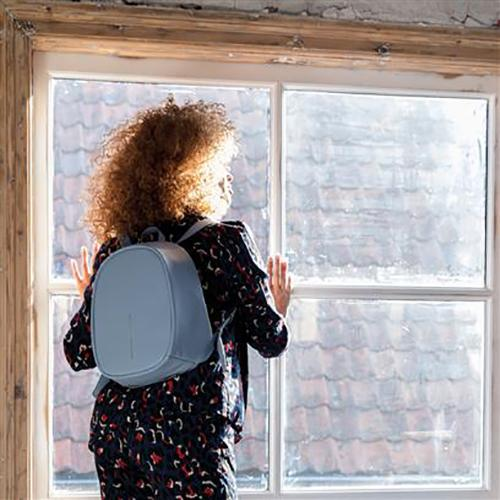 Bobby Elle Anti-Theft Backpack,  Light Blue by XD Design