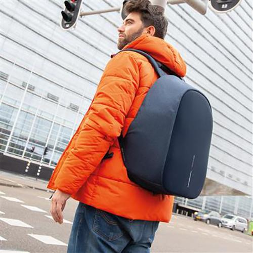 Bobby Pro Anti-Theft Backpack,  Navy Blue by XD Design