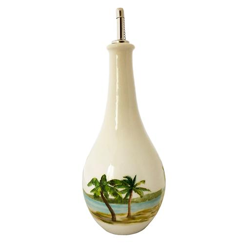 "Palm Breezes Olive Oil Cruet, 11"" 27 oz. by Abbiamo Tutto"