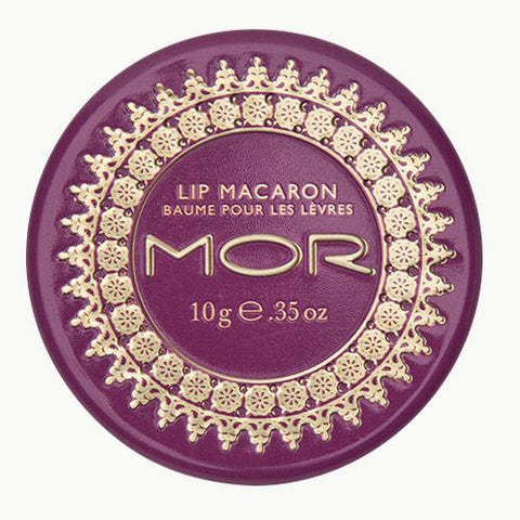 Passion Flower Lip Macaron by Mor
