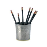 Engraved Pencil Cup by Match Pewter