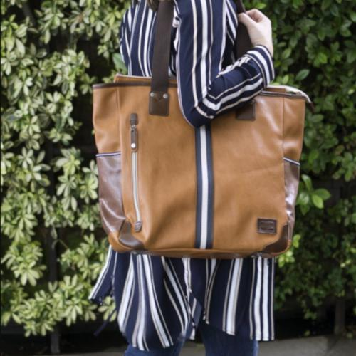 Portsman Tote by Harvest Label