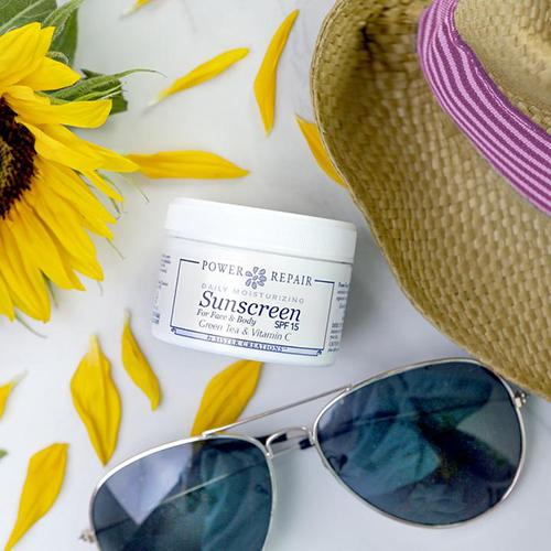 Power Repair Daily Moisturizing Sunscreen SPF 15 by Super Salve