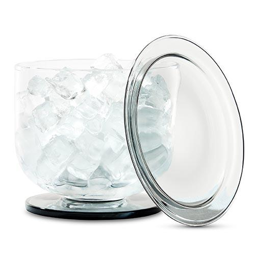 "Puck Ice Bucket, 7.76"" by Tom Dixon"