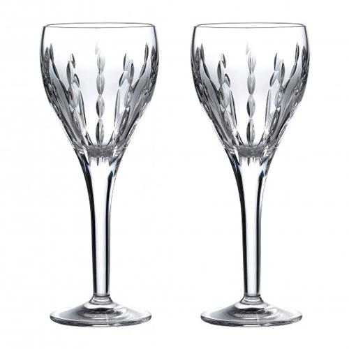 Neptune 8.4 oz. Wine Glass, set of 2 by Royal Doulton