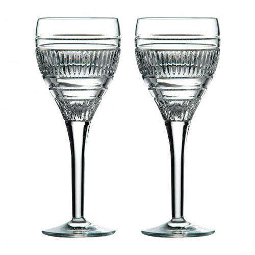 Radial 8.4 oz. Wine Glass, set of 2 by Royal Doulton