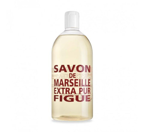 Fig of Provence Marseille Liquid Soap by Compagnie de Provence