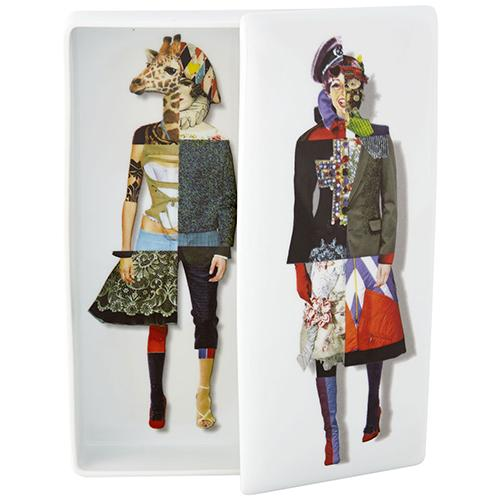 Love Who You Want Rectangular Box by Christian Lacroix for Vista Alegre