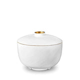 Han Gold Rice Bowl with Lid by L'Objet