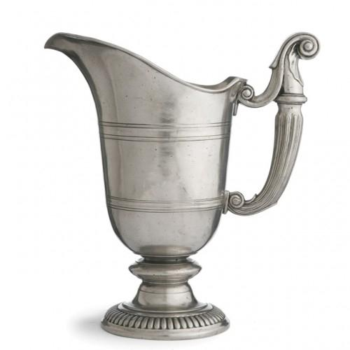 Peltro Romano Pitcher by Arte Italica