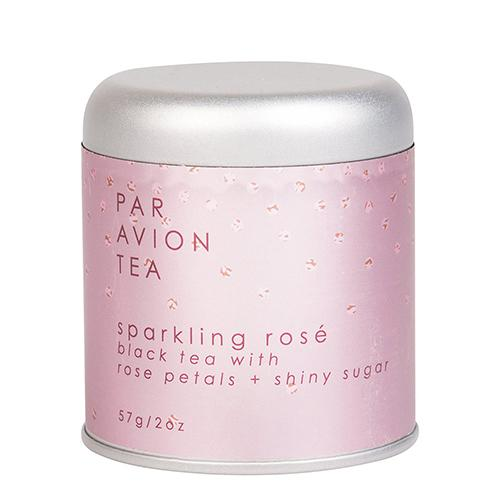 Sparkling Rosé Blend Glitter Tea by Par Avion