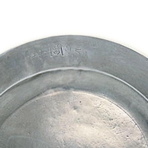 Match Pewter ASL Platter Dinnerware