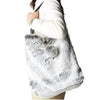 Faux Fur Bag by Evelyne Prelonge